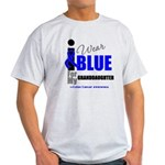 IWearBlue Granddaughter Light T-Shirt