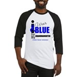 IWearBlue Granddaughter Baseball Jersey