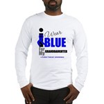 IWearBlue Granddaughter Long Sleeve T-Shirt