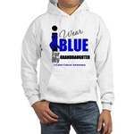 IWearBlue Granddaughter Hooded Sweatshirt