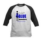 IWearBlue Granddaughter Kids Baseball Jersey
