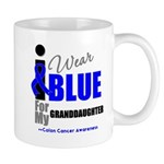 IWearBlue Granddaughter Mug