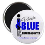 IWearBlue Granddaughter Magnet