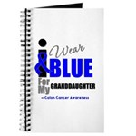 IWearBlue Granddaughter Journal