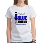 IWearBlue Friend Women's T-Shirt