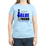 IWearBlue Friend Women's Light T-Shirt