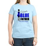 IWearBlue Father Women's Light T-Shirt