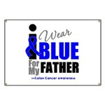 IWearBlue Father Banner