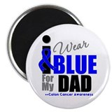 IWearBlue Daughter Magnet