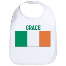 Grace (ireland flag) Bib