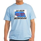 la vista nebraska - been there, done that T-Shirt