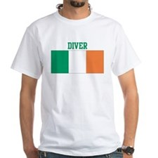Diver (ireland flag) Shirt