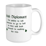 Irish Large Mugs (15 oz)