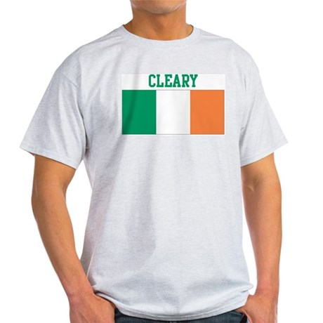 Cleary (ireland flag) Light T-Shirt