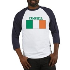 Campbell (ireland flag) Baseball Jersey