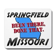 springfield missouri - been there, done that Mouse