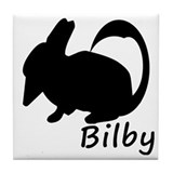 Bilby Tile Coaster