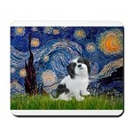 Starry / Lhasa Apso #2 Mousepad