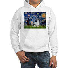 Starry / Lhasa Apso #2 Hooded Sweatshirt