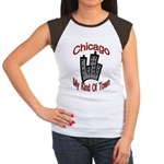 Chicago: My Kind Of Town Women's Cap Sleeve T-Shir