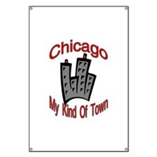 Chicago: My Kind Of Town Banner