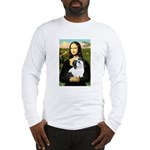 Mona / Lhasa Apso #2 Long Sleeve T-Shirt