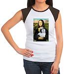 Mona / Lhasa Apso #2 Women's Cap Sleeve T-Shirt