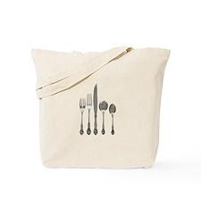 Proper Etiquette Tote Bag