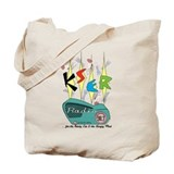 KSER 20th Anniversary Tote Bag