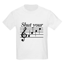 Shut your face T-Shirt