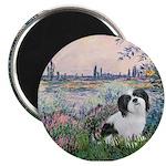 Seine / Lhasa Apso #2 Magnet