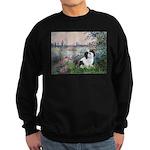 Seine / Lhasa Apso #2 Sweatshirt (dark)