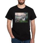Seine / Lhasa Apso #2 Dark T-Shirt