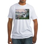 Seine / Lhasa Apso #2 Fitted T-Shirt