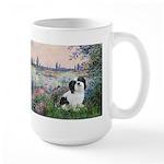 Seine / Lhasa Apso #2 Large Mug