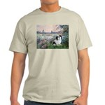 Seine / Lhasa Apso #2 Light T-Shirt