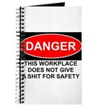 Danger Sign Journal