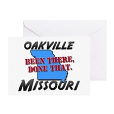 oakville missouri - been there, done that Greeting