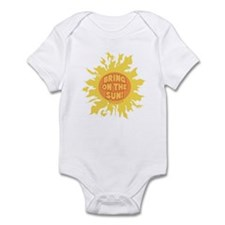 Bring the Sun! Infant Bodysuit