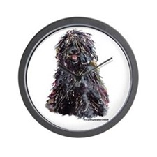 Puli Sitting Wall Clock