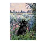 Seine / Schipperke Postcards (Package of 8)