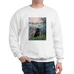 Seine / Schipperke Sweatshirt