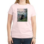 Seine / Schipperke Women's Light T-Shirt