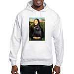 Mona / Schipperke Hooded Sweatshirt
