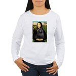 Mona / Schipperke Women's Long Sleeve T-Shirt