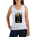 Mona / Schipperke Women's Tank Top