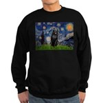 Starry / Schipperke #5 Sweatshirt (dark)