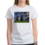 Starry / Schipperke #5 Women's T-Shirt