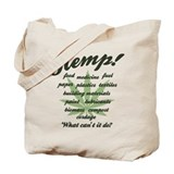 Hemp -WCID Tote Bag