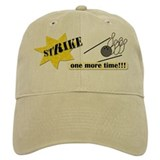 Baseball Cap- Strike, one more time!!!